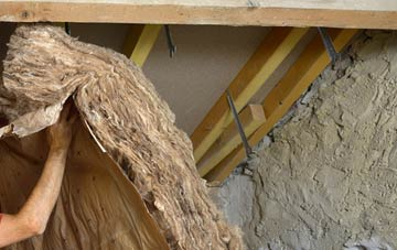 Pollokshields pitched roof insulation costs